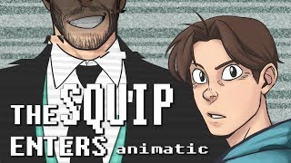 The SQUIP Enters - Be More Chill ANIMATIC (old)