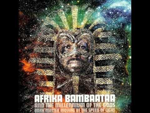 Afrika Bambaataa - Dark Matter (feat. King Kamonzi)