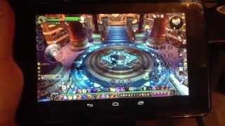 Mobile World of Warcraft client download wow-mobile.ru