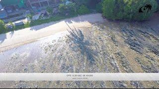 Секретный пляж N8, Пхукет, Таиланд / Secret Beach N8, Phuket, Thailand: обзор с дрона(Секретный пляж N8 находится на северо-востоке острова Пхукет. Это небольшой, тихий, малолюдный пляж с сильны..., 2016-08-13T17:30:01.000Z)