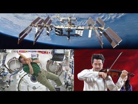 Astronaut Koichi Wakata - Kenji Williams LIVE StarJam