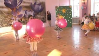 Конкурс спортивных танцев среди ГБДОУ