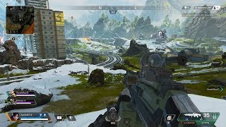 Apex Legends: Battle Royale Gameplay (No Commentary)
