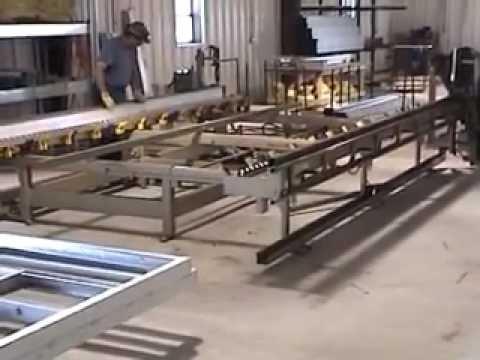 Superbe TRIAD Steel Stud Framing Table