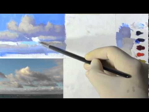 Painting Workshops 4 with Richard Robinson - Trailer