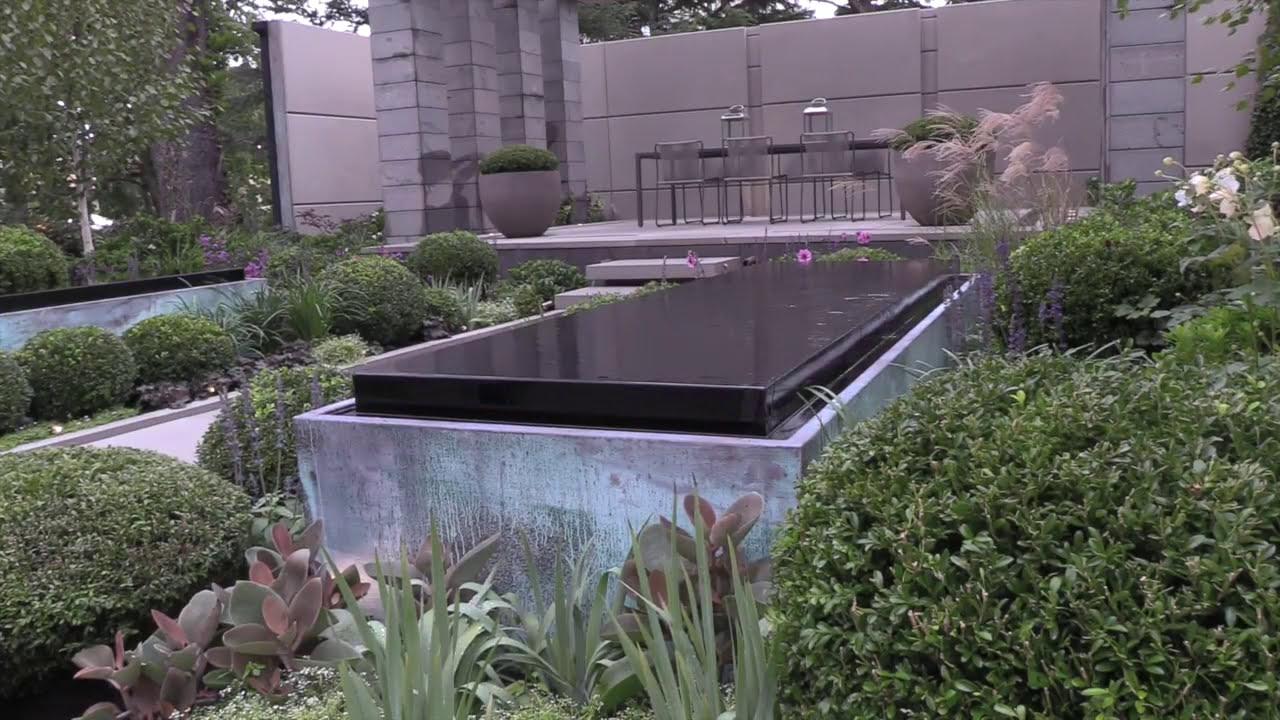 Garden Design By Charlie Albone And