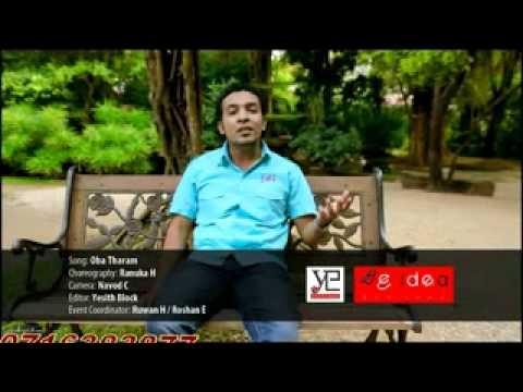 Oba Tharam - Theekshana Anuradha Original Full Song.mp4