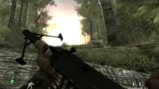 Call of Duty 5 World at War GAMEPLAY EXTRA HIGH SETTINGS