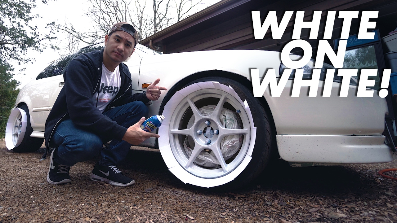 How To Get Red Oaint Of A White Car