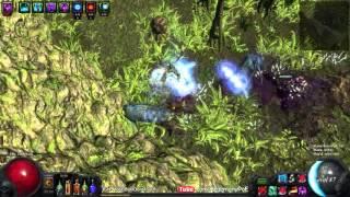 Path of Exile 2.0: Hegemony's Darkshrine Ball Lightning Witch! Day 7 & 8!
