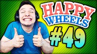 DAS SIEHT FALSCH AUS!! | Happy Wheels#49