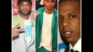 jim jones meets with jay z and roc nation