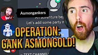 Asmongold VS Advertise -