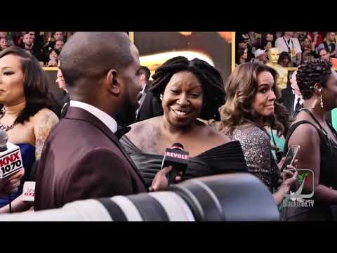 Whoopi Goldberg Oscars Interview