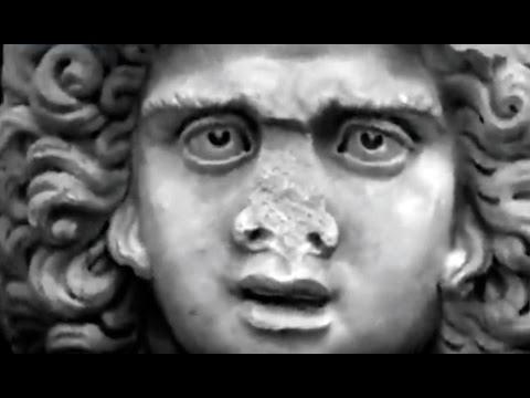1977 Leptis Magna, antigua ciudad romana en las costas de Libia - Arqueología