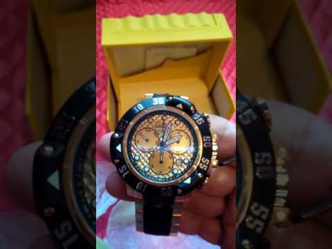 Relógio invicta subaqua 23805