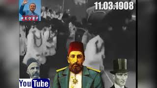 110 Yıllık Ses Kaydı Abdulhamid Han'nın Kendi Sesinden