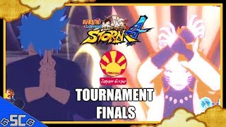 ●NARUTO STORM 4 | Tournament Finals - Rikudou Madara VS Kakashi 【JAPAN EXPO 2015 Gameplay #18】●