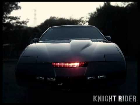 Knight Rider - Kitt Cinemagraph with sound