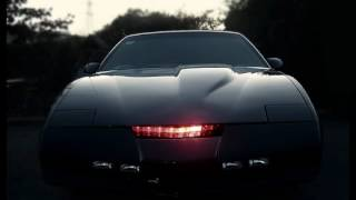 Knight Rider - Kitt Cinemagraph with sound