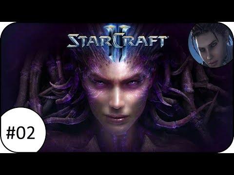 EXPERIMENTE | #02 | StarCraft II - Heart of the Swarm | Flu - BetterNotGames