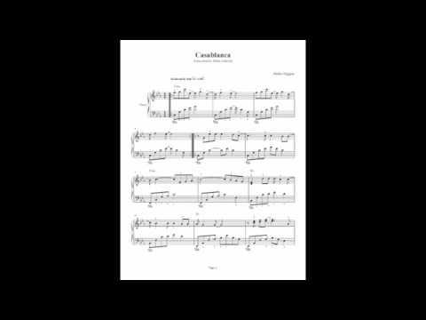casablanca musical
