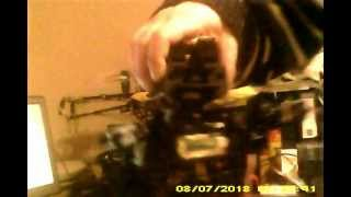 tani gimbal pod gopro żyroskop gy520 ga250