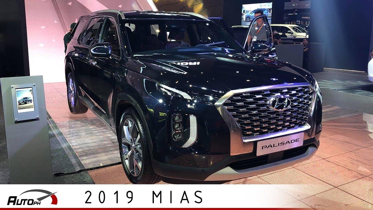 Mias2019 2020 Hyundai Palisade Feature Philippines