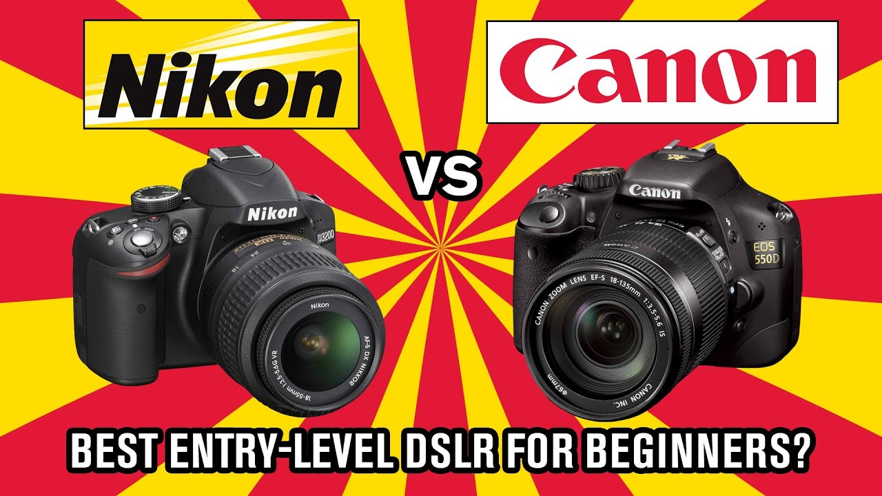 Camera Best Dslr Canon Camera For Beginners nikon vs canon best dslr for beginners youtube beginners