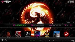 NEWEST UPDATED! (  EASIEST 1-CLICK ANIMAL ) Wizard Kodi XBMC How to Free TV Cable Movies