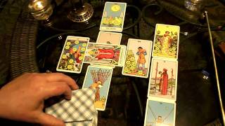 Rider-waite Tarot Card Reading - Magickwyrd