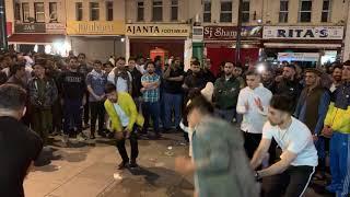 Afghan UK boys Attan | Southall