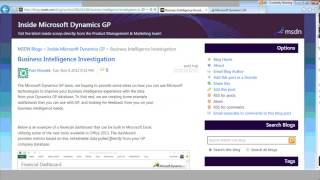 Microsoft Dynamics GP 2013 Functionality Review