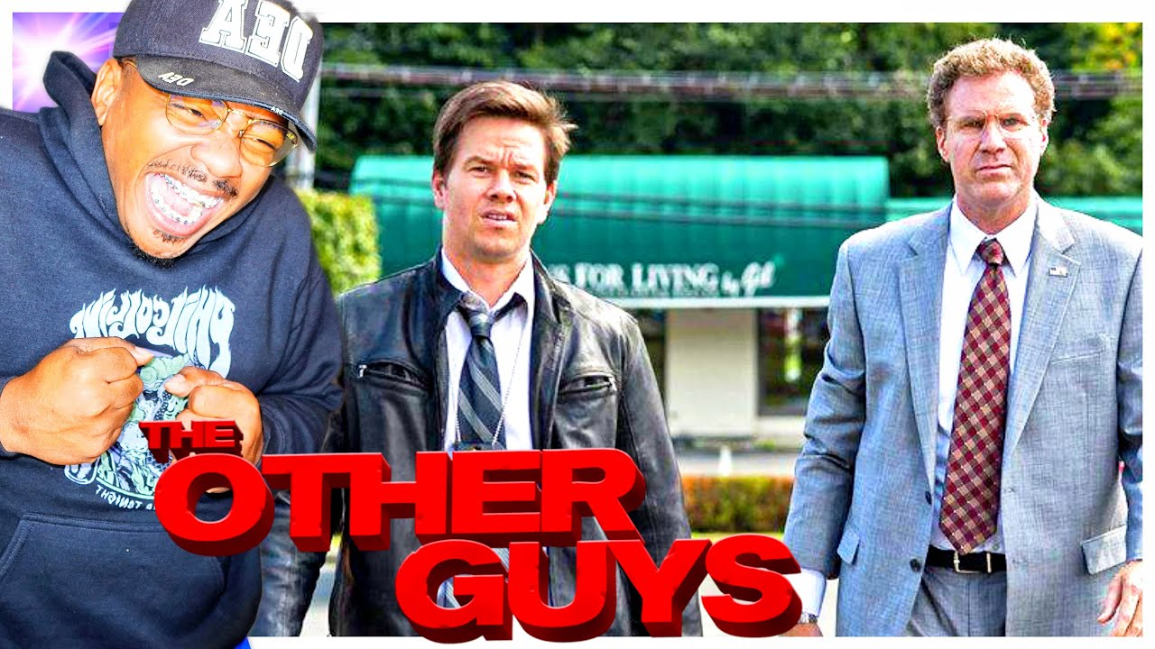 GOAT CAST?? *THE OTHER GUYS* Movie Reaction & COMMENTARY FIRST TIME WATCHING