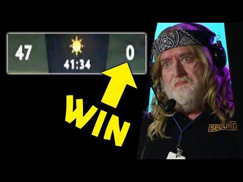0 (zero) KILLS team win — everything can work in Dota