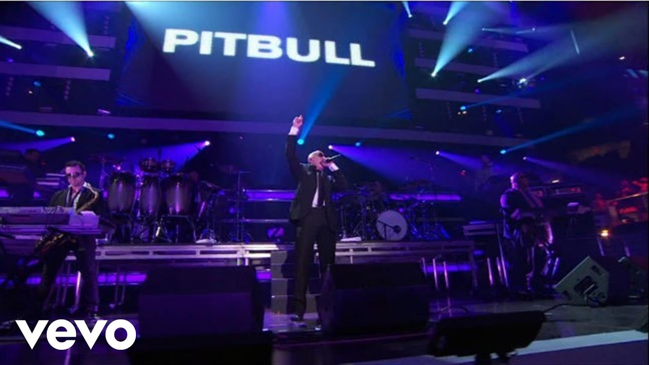 Pitbull Give Me Everything Fuse Presents Z100 39 S Jingle Ball 2011