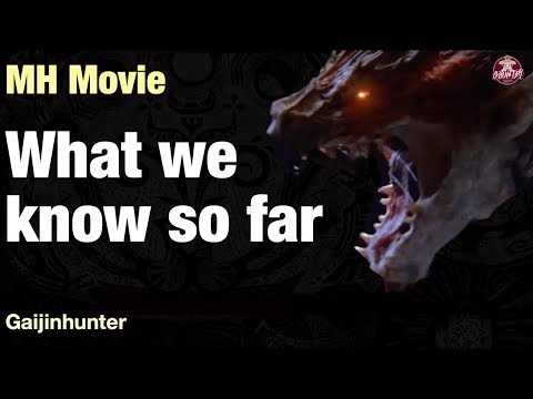 Monster Hunter Movie: What We Know