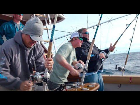 Fishing The Atlantic: Nonstop Tuna Action Off Virginia Beach