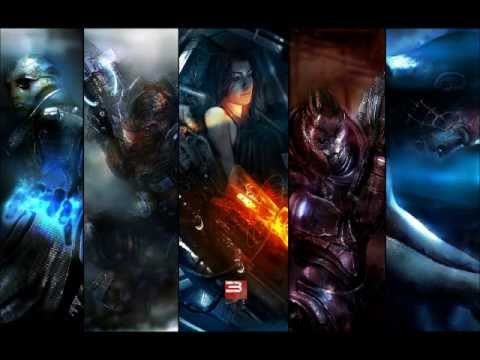 Mass Effect 3 Shepard Creation theme extended