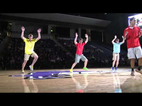 Deep Abyss: Halftime Show Dance For GCU Opening Season Basketball Game.