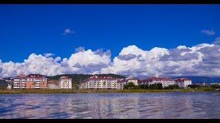 Город-отель «Бархатные сезоны» Сочи Адлер