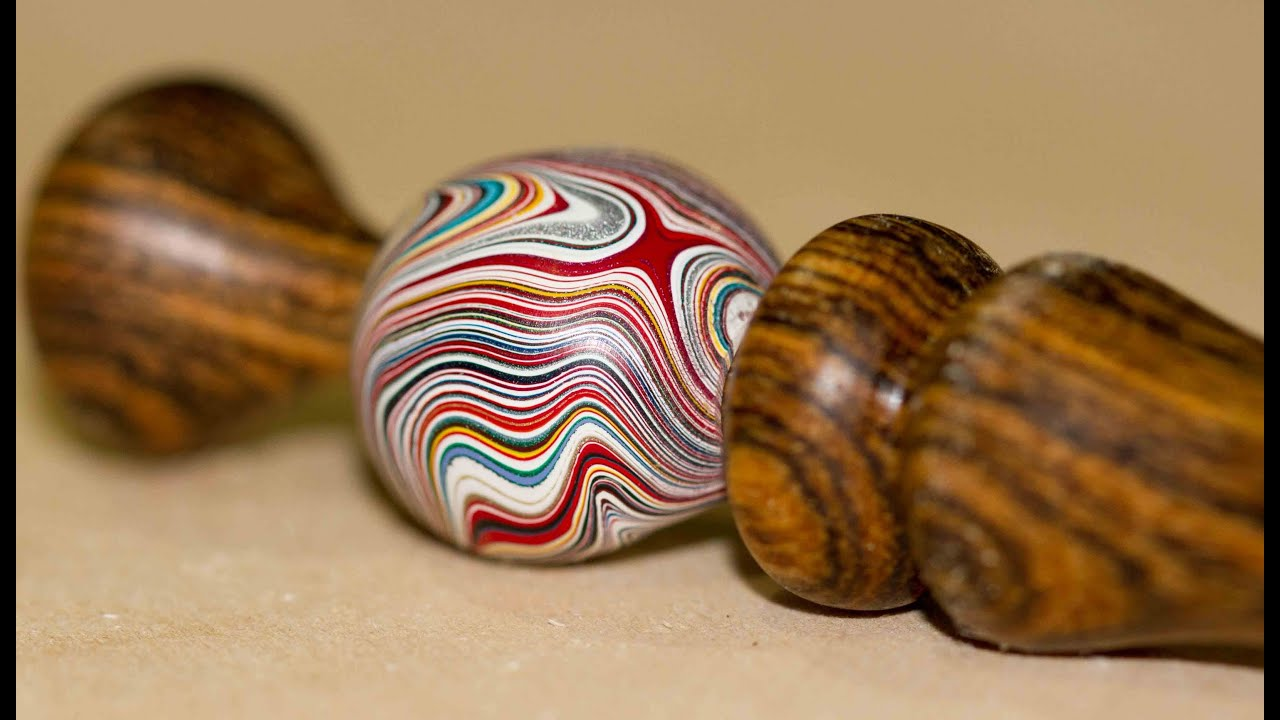woodturning bocote hairpin with a bead of recycled automotive paint youtube. Black Bedroom Furniture Sets. Home Design Ideas