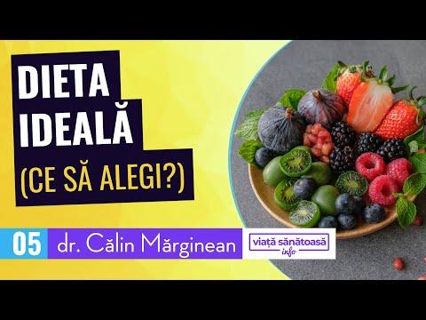 Dieta Ideală - Dr. Calin Mărginean