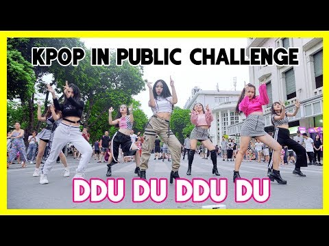 [KPOP IN PUBLIC CHALLENGE] BLACKPINK '뚜두뚜두 DDU-DU DDU-DU' | Cover by GUN Dance Team from Vietnam