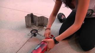 How to Light a Whisperlite Stove