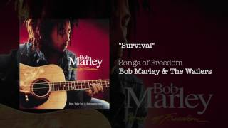 """Survival"" - Bob Marley & The Wailers 