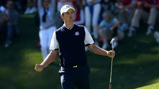 Justin Rose and Phil Mickelson's Amazing Match in 2012 | Medinah Memories