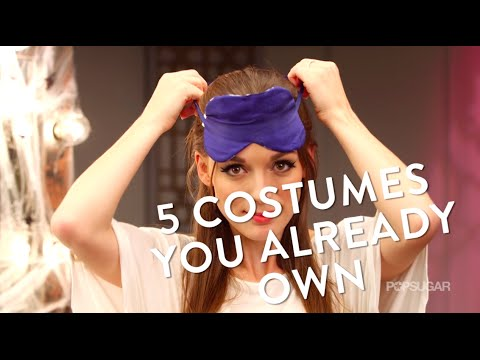5 halloween costumes you already have in your closet - Halloween Costumes You Already Own