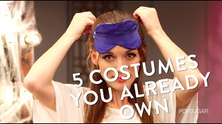 5 Halloween Costumes You Already Have In Your Closet