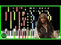 IMPOSSIBLE REMIX - Pirates of the Caribbean Medley Mp3